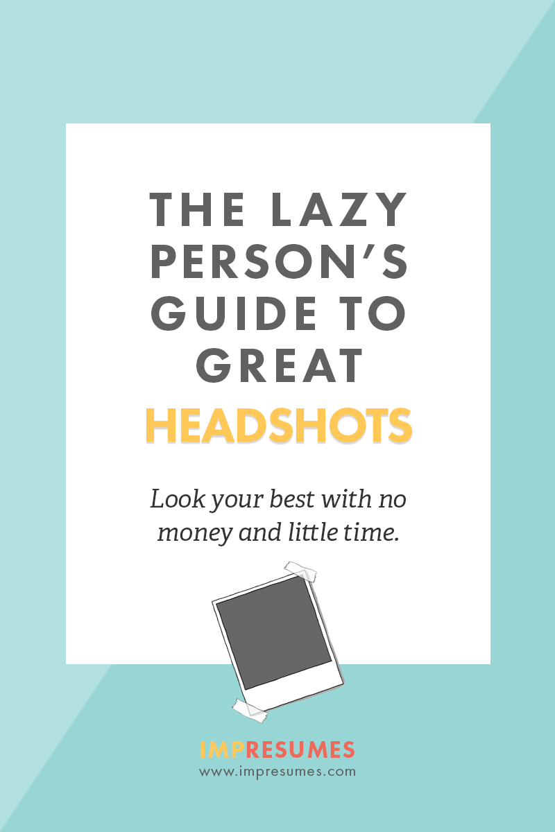 Professional-looking profile photos on social medial are a must if you want to be taken seriously. Read on for easy tips on how to score great headshots with no money and little effort.