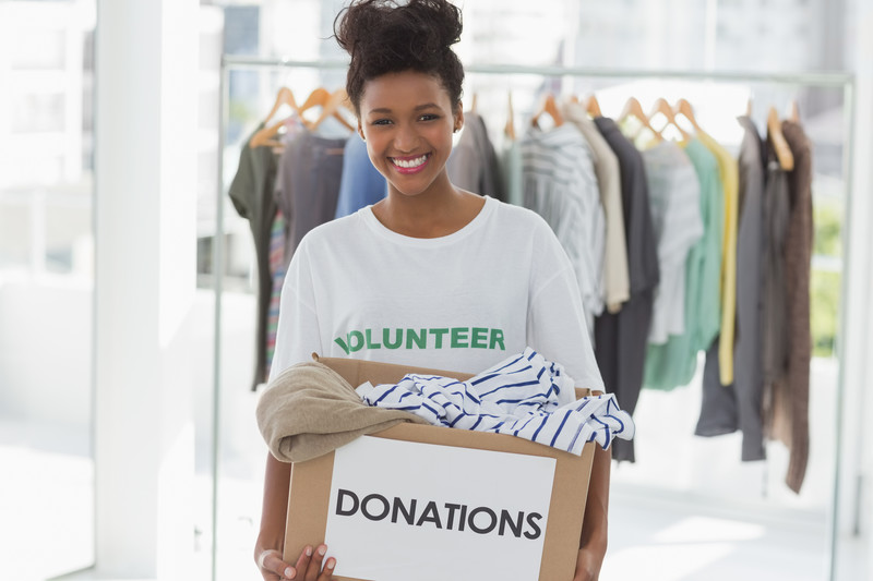 Volunteer when you've been laid off to prepare yourself for your next job.